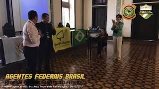 Gambar cover Agentes Federais do Brasil - IFF 2017