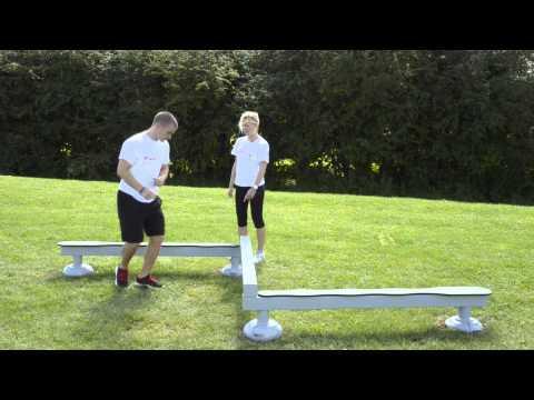 Outdoor Gym Equipment - FLZ Cardio Blast