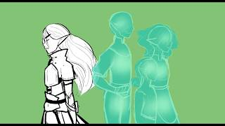 How Does A Moment Last Forever [Storyboard] - OC Animatic