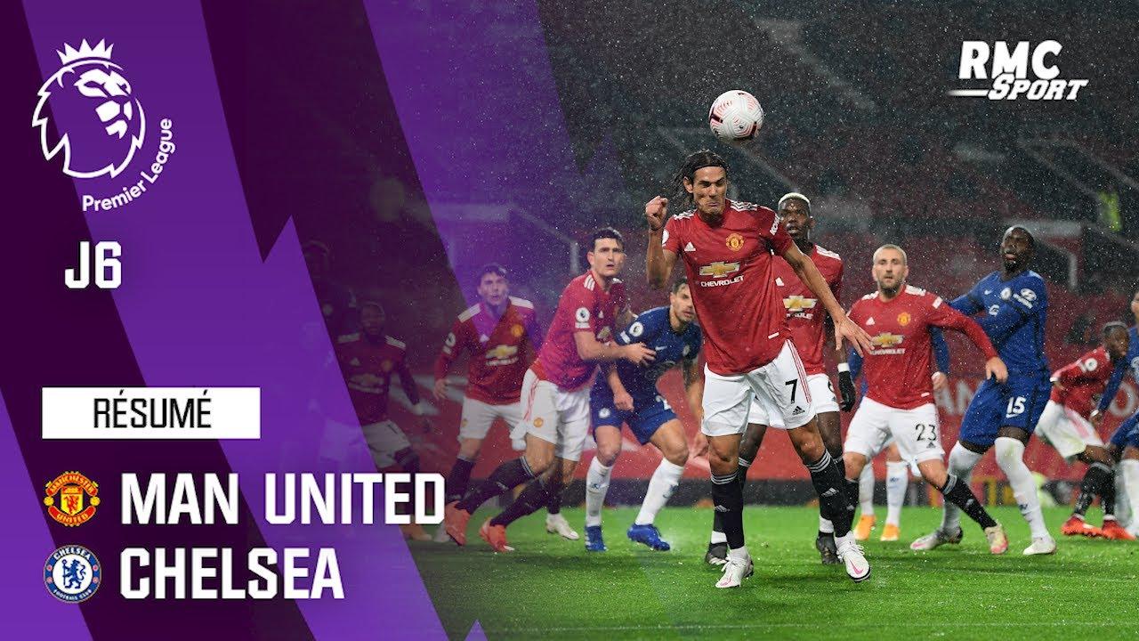 resume chelsea manchester united