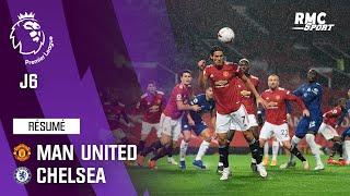 Résumé : Manchester United 0-0 Chelsea – Premier League J6