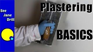 Beginner's Guide to Plastering a Wall