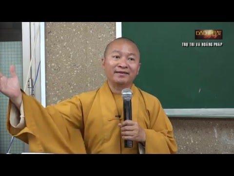 Vấn đáp: Lịch sử Thiền tông Trung Quốc, kinh A Hàm, linh hồn và Thân Trung Ấm, Bồ tát Đại Thừa, Lục đạo chúng sinh, sư giả khất thực, trụ trì và hoằng pháp