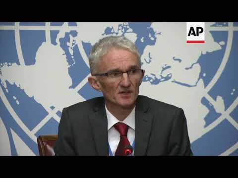 United Nations update on Rohingya crisis