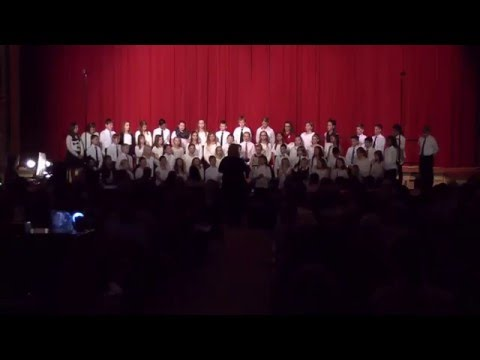 East Pikeland Elementary School Chorus - 2015 Winter Concert