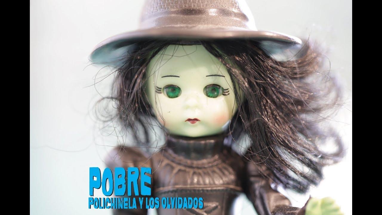 Pobre - Polichinela y Los Olvidados (Video Oficial)