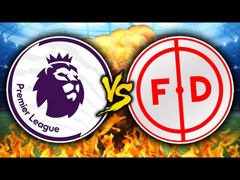 Premier League Legends vs Football Daily! | #VFNSpecial