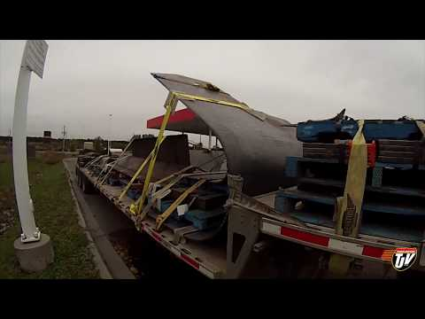 My Trucking Life - WE ARE HEAVY!!! - #1539
