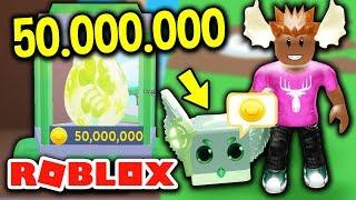 🐱 *NYT* BILLIGT PET a 50.000.000 🐱 - Dansk Roblox Pet Ranch Simulator EP5