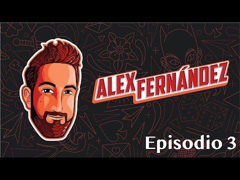 El Podcast de Alex Fdz: Episodio 3 - Pura Sabrosura
