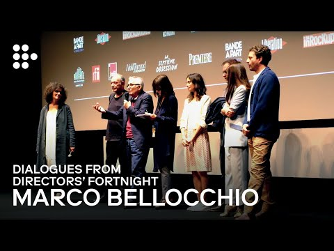 Marco Bellocchio | SWEET DREAMS | Director's Fortnight Premiere Q&A