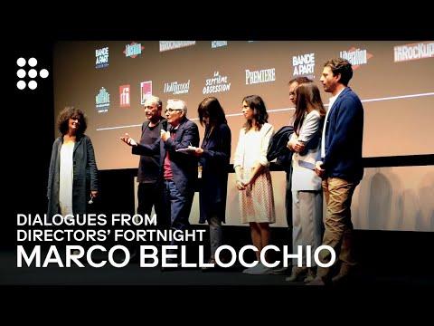 Marco Bellocchio | SWEET DREAMS | Director's Fortnight Premiere Q&A
