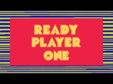 Ready Player One by Ernest Cline: 150 Pop Culture References in 4 Minutes