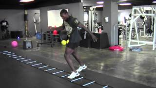 Agility Ladder Drills with Phil Davis