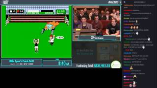 AGDQ 2015 - Punch Out!! (NES) by Sinister1