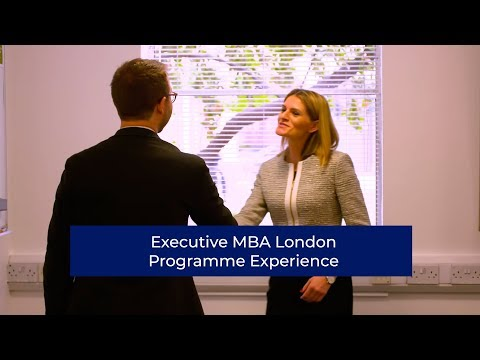 Executive MBA London - Programme Experience | London Business School
