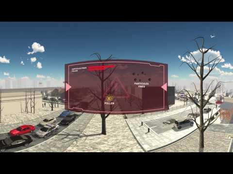 Virdys Studio - ALDES VEX4000 vidéo 360°