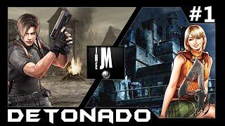 Resident Evil 4 -Desafio NO DAMAGE- Intro/Primeiros Minutos/Vila Maldita. #1