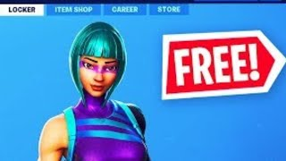 HOW TO GET THE RARE EXCLUSIVE WONDER SKIN FOR FREE IN FORTNITE... THE BEST METHODS