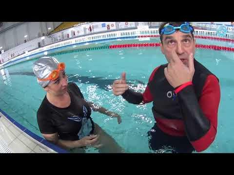 Как научиться плавать с нуля за 20 минут! Смотрите!!!