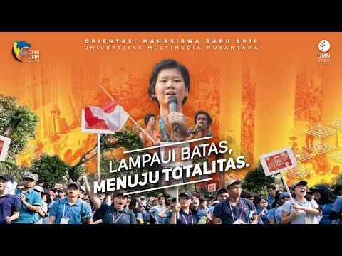 OMB UMN 2018 - Lampaui Batas Menuju Totalitas