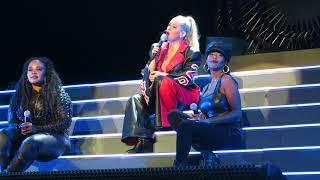 Christina Aguilera - Keep on Singin' My Song - live The Liberation Tour in Tulsa OK 11/4/2018