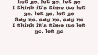Let Go By SafetySuit (Lyrics)