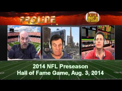 Sports Betting NFL Hall of Fame Game Preview, Bills vs. Giants, August 3, 2014