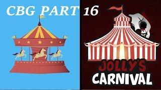 Circo, horror Portal: Jolly ' s Carnival (ROBLOX CBG) parte 16