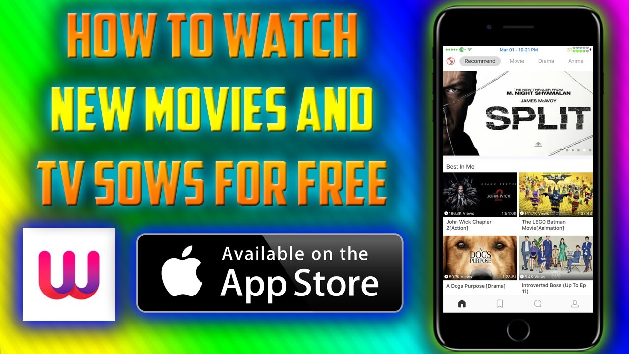 WATCHME: HOW TO WATCH NEW MOVIES AND TV SHOWS FREE ON iOS 10 2 1 iPHONES  iPADS (NO JAILBREAK)