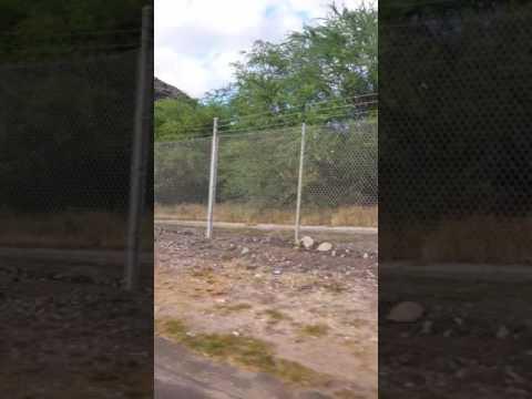 Rivene for Water Drainage in Waianae Hawaii.