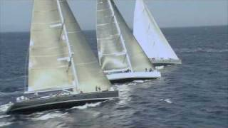 Loro Piana Superyacht Regatta 2010 - Day 1