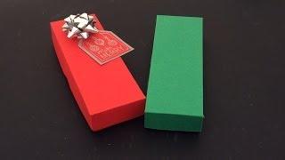 Diy Rainbow Loom Bracelet 3d Gift Box (dd Day 11)
