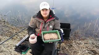 Как поймать много вимбы (сырть, рыбец)! Вимба на фидер! OK COPE SPORT