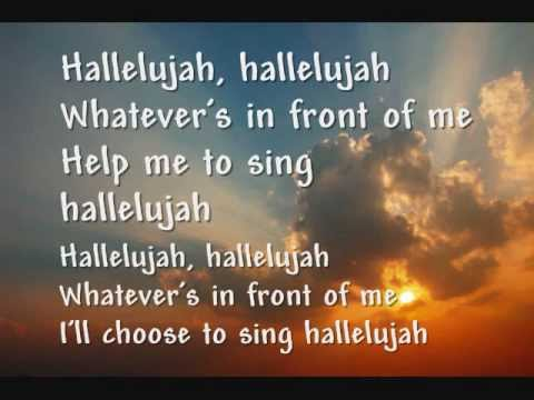 Hallelujah by Bethany Dillon cover by Laney Brinkley Engineered and Produced by Joseph Dunlap