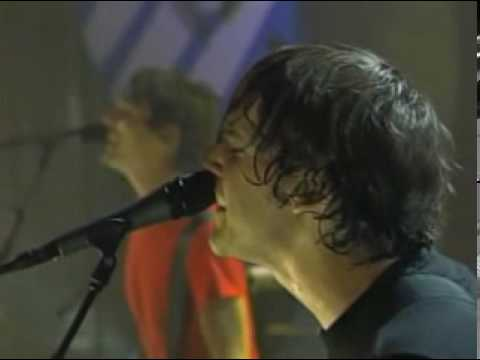 The All-American Rejects - Swing Swing (Live on Hard Rock)