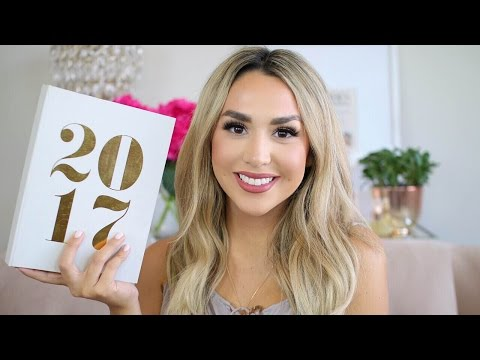 HOW I STAY ORGANIZED & REACH MY GOALS! PLANNING TIPS