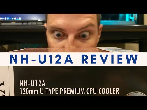 Noctua NH-U12A Cooler Review And Comparison