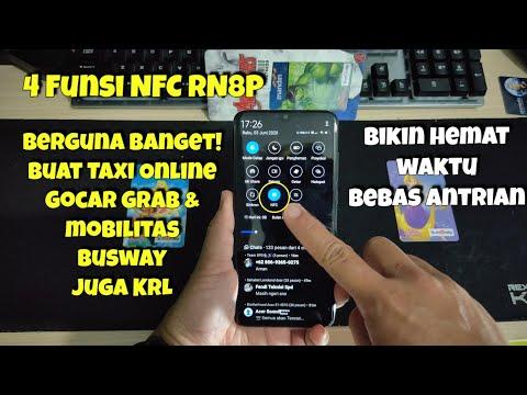 https://youtu.be/Qb-gsEJhdjw 4 SmartPhone Xiaomi ini Sudah Support NFC apakah anda punya perangkat y.