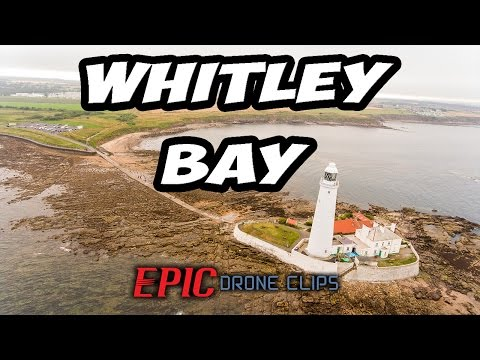 Whitley Bay Aerial Movie - #EpicDroneClips No.15