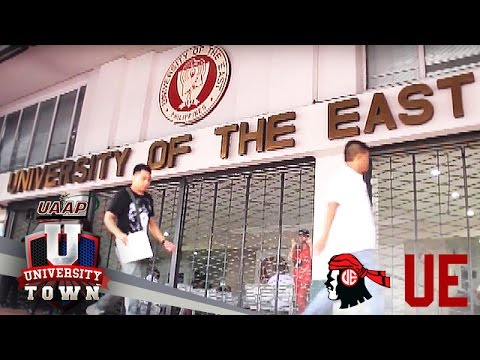 University of the East | University Town | August 28, 2016
