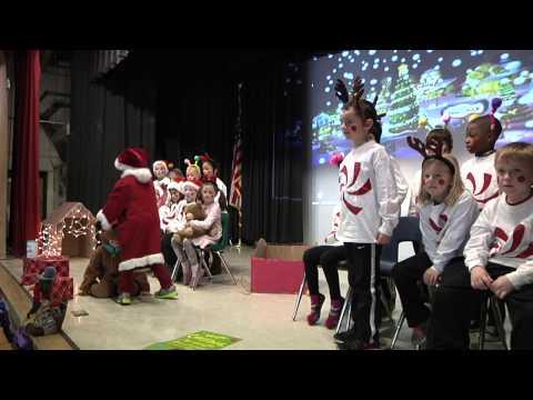 Boyden Elementary School - The Grinch 2014