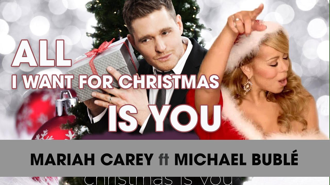 ·▭· · ··· [LYRICS] All I Want For Christmas Is You - Mariah ...
