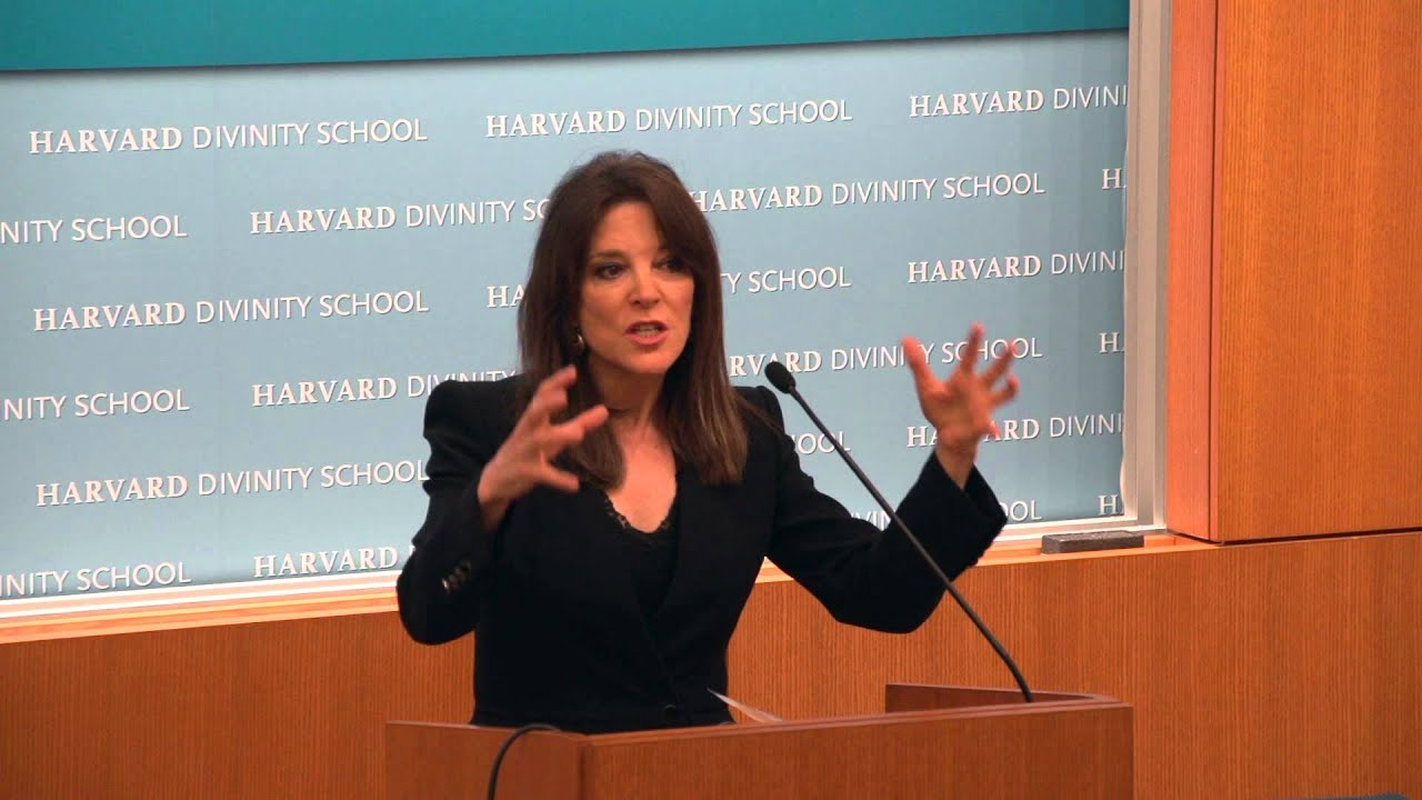 Is Marianne Williamson a Fringe Candidate? Or a Likely One?