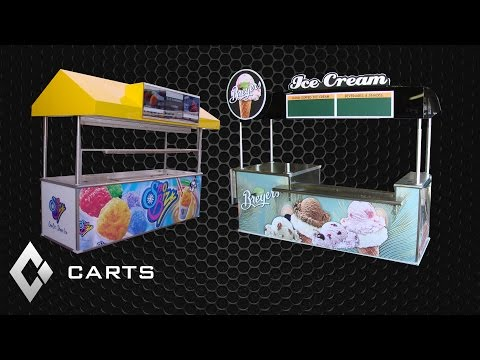 Carts - Custom Mobile Food Equipment