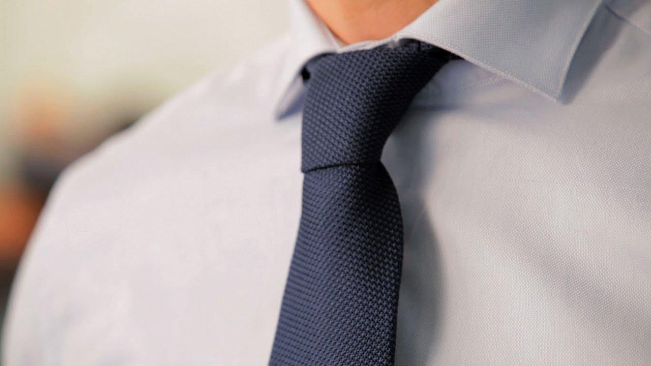 Four In Hand Knot - Cara memasang dasi kantor yang benar