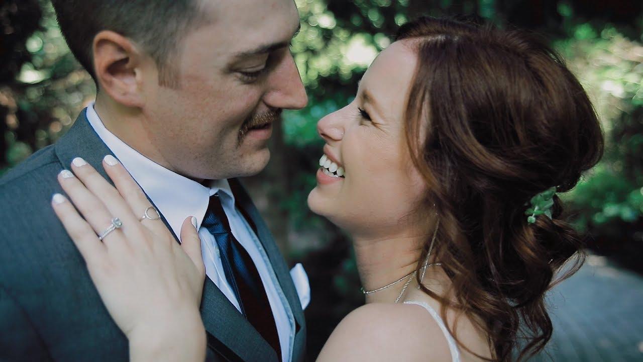 Danica and Andrew | Abernethy Center | Portland Oregon Wedding