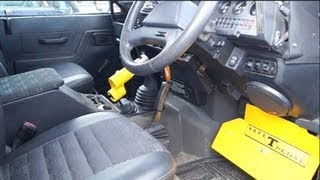Don't lose you Land Rover to thieves - Safe T Pedal by Shire Fabrications Mp3