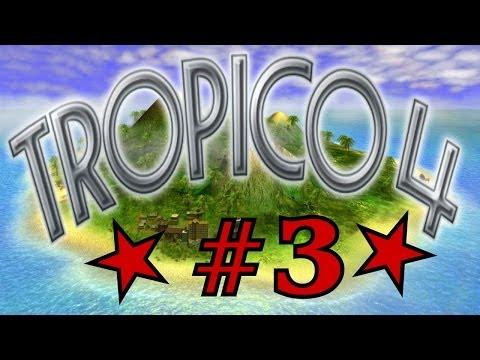 Tropico 4 Plantador #3 I'm bad Presidente. |
