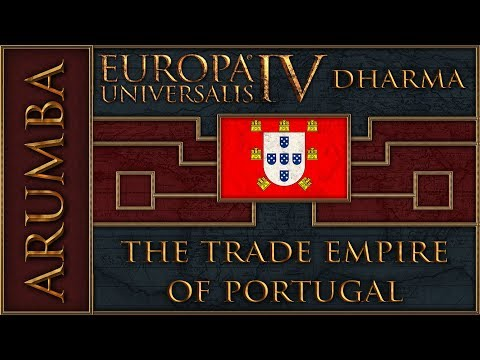 EUIV Dharma The Trade Empire of Portugal 32